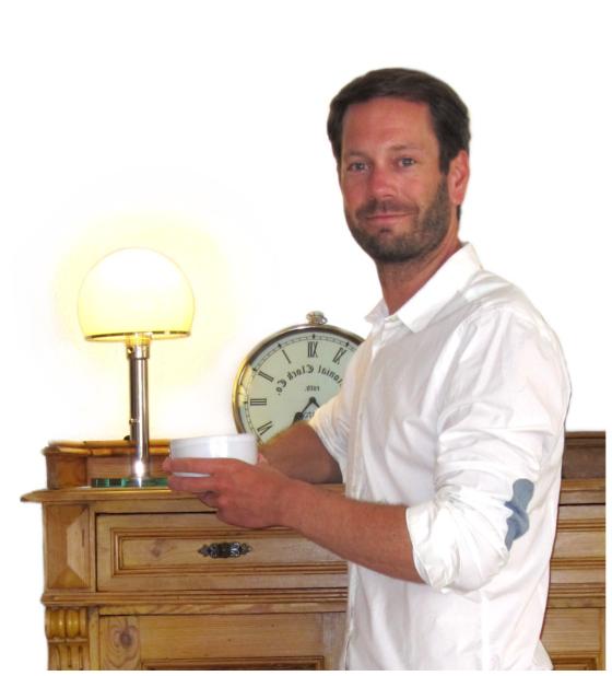 Martin Thielmann, Gründer von Koumei Matcha